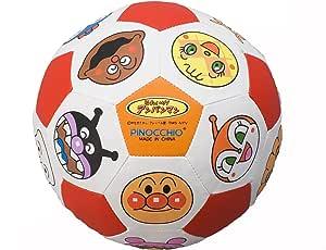 アンパンマン ふわふわサッカーボール