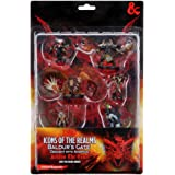 D&D Icons of The Realms Figure Pack: Descent Into Avernus: Arkhan The Cruel & The Dark Order