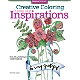 Creative Coloring A 2nd Cup of Inspirations: More Art Activity Pages to Help You Relax
