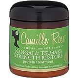 Camille Rose Nangai & Tsubaki Strength Restore Protein Hair Treatment, 8 fl oz