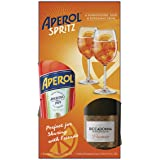 Aperol Spritz Gift Pack, 1 x 700ml Aperol and 1 x 750ml Prosecco