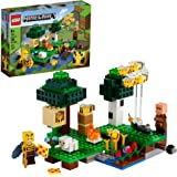LEGO Minecraft The Bee Farm 21165 Minecraft Building Action Toy with a Beekeeper, Plus Cool Bee and Sheep Figures, New 2021 (