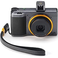 RICOH GR III Street Edition Special Limited Kit - Limited 3,500 Metallic Gray & Yambushi Ring Cap…