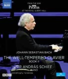 Well-Tempered Clavier Book II [Blu-ray]