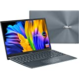 "ASUS ZenBook 13 Ultra-Slim Laptop, 13.3"" OLED FHD NanoEdge Bezel Display, Intel Core i7-1165G7, 16GB LPDDR4X RAM, 512GB SSD,"