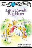 Little David's Big Heart: Level 1 (I Can Read! / Little David Series) (English Edition)