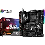 MSI MPG X570 GAMING EDGE WI-FI ATX マザーボード [AMD X570チップセット搭載] MB4781