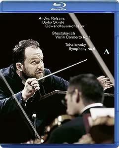 Violin Concerto / Symphony 5 [Blu-ray]