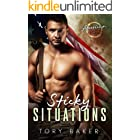 Sticky Situations (American Heroes Book 3)