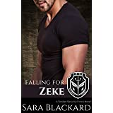 Falling for Zeke: A Sweet Romantic Suspense (Stryker Security Force Book 1)