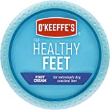 O'Keeffe's for Healthy Feet Foot Cream, 3.2 oz, Jar