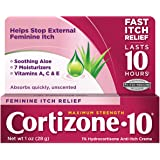 Cortizone-10 Intensive Feminine Itch, 1 Ounce