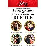 A Bride For A Billionaire Bundle - 4 Book Box Set