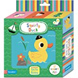 Squirty Duck Bath Book