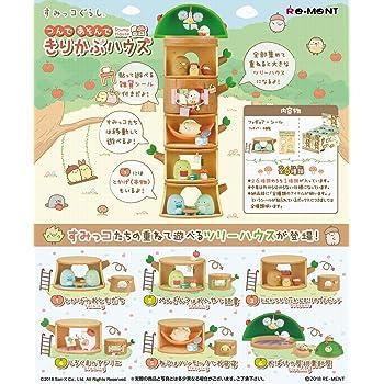 角落萌宠外星人在玩耍的一次性 かぶ 屋 Box 商品 Box = 6个入全6种