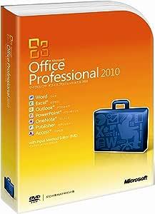 【旧商品】Microsoft Office Professional 2010 通常版 [パッケージ]