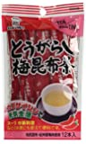 日東食品工業 とうがらし梅昆布茶 2g×12本