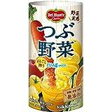 デルモンテ つぶ野菜 まるごと搾り柑橘mix 125ml ×18本