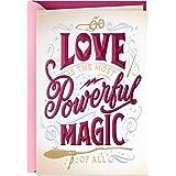 Hallmark Harry Potter Birthday Card (Love is the Most Powerful Magic)