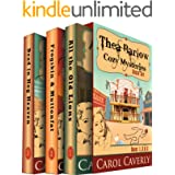 The Thea Barlow Box Set (Three Complete Cozy Mystery Novels) (A Thea Barlow Cozy Mystery)