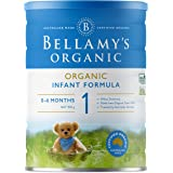 Bellamy's Organic stage 1 Infant Milk Formula, 0-6 months, 900g