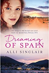 Dreaming Of Spain: A Free Prequel (Under the Spanish Stars Book 1) Kindle Edition