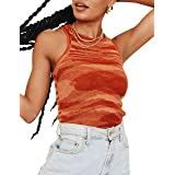 MISSACTIVER Women's Crop Hoodie Long Sleeve Letter Print Pullover Sweatshirt