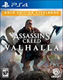 Assassin's Creed Valhalla Gold Steelbook Edition - PlayStation 4 by Ubisoft