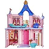 【日本未発売】 ディズニープリンセスたちの大きなお城プレイセット ドールハウス 家具6種類 アクセサリー16個付き [並行輸入品]