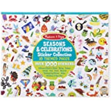 Melissa & Doug 4215 Sticker Collection - Seasons & Holidays Activity Books & Sticker Pads