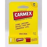 Carmex Classic lip balm stick SPF 15, 4.25g
