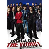 HiGH&LOW THE WORST EPISODE.0(DVD2枚組)