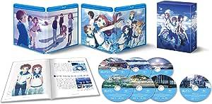 【Amazon.co.jp限定】凪のあすから Blu-ray BOX<スペシャルプライス版>(石井百合子描き下ろしA2クリアポスター[まなか&美海]付き)