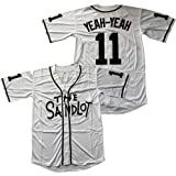 The Sandlot Benny 'The Jet' Rodriguez 30 3D Print Fashion Movie Baseball Jerseys