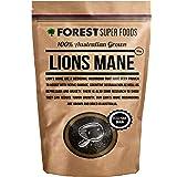 Freeze Dried 100% Australian Grown Lions Mane Medicinal Mushroom (Includes mycelium) - 30 day supply