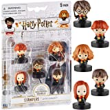 Self-Inking Harry Potter Stampers, Set of 5 – Harry Potter Gifts, Collectables, Party Decor, Cake Toppers – Harry Potter,Ron