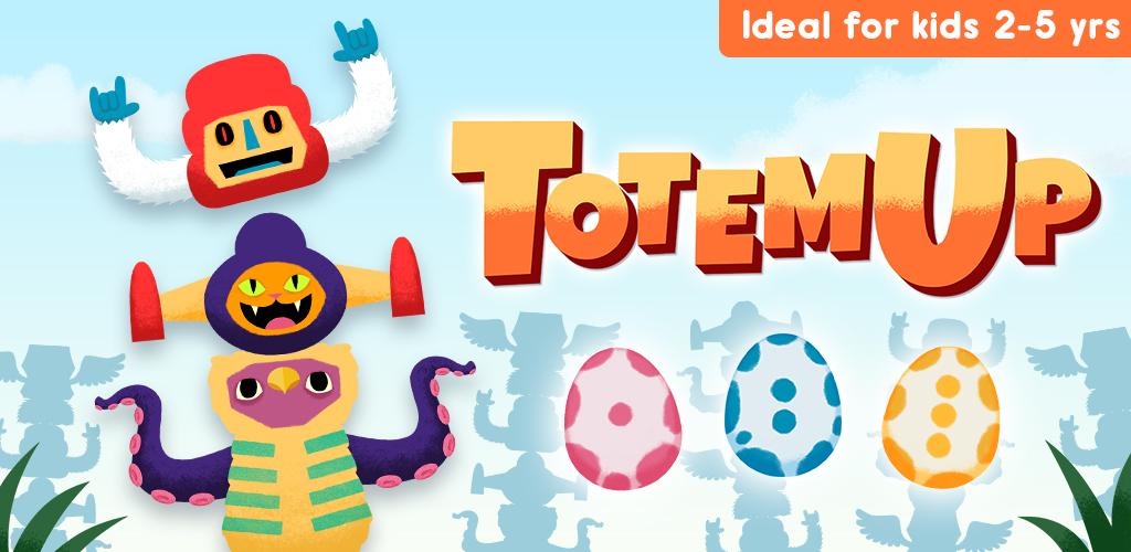 TotemUp、構築し、遊び、破壊しましょう
