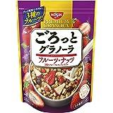 日清シスコ ごろっとグラノーラ フルーツ・ナッツ 400g ×6袋