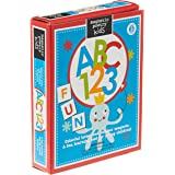 Magnetic Poetry ABC123 Kit for Kids