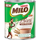 Milo Plant Based Choc Malt Powder Drink 395g (Vegan Friendly, Dairy Alternative), 395 g