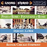 Pines & Fountains of Rome / La Mer
