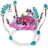 Bright Starts Minnie Mouse Peekaboo Activity Jumper, Pink, 7140 Gram