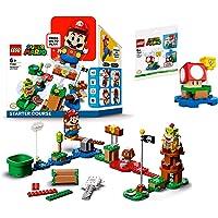 【メーカー特典】 レゴ(LEGO) スーパーマリオ レゴ(R)マリオ と ぼうけんのはじまり 〜 スターターセット 71…
