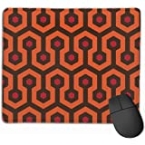 Overlook Hotel Carpet Mouse Pad Customized, Premium Rectangle Mouse Pad, Non-Slip Rubber Gaming Mouse Pad for Laptop, Compute