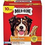 Milk-Bone Original Dog Treats, Cleans Teeth, Freshens Breath, 10 Lb. Box, Medium