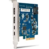 HP 3UU05AA Dual Port Add-in-Card - Thunderbolt Adapter - PCIe - Thunderbolt 3 X 2