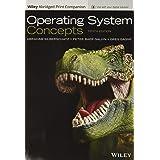 Operating System Concepts, 10e EPUB Reg Card Abridged Print Companion Set