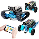 Makeblock mBot Ranger - Transformable STEM Educational Robot Kit, Blue (MB90092)