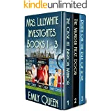 Mrs. Lillywhite Investigates Books 1-3: A Cozy Historical Mystery Series (The Mrs. Lillywhite Collection Book 1)