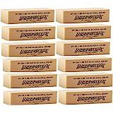 Prismacolor 73030 Design ArtGum Erasers, Beige, 12-Count